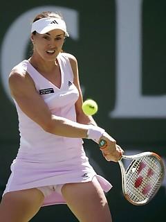 Tennis Upskirt - Xo Xo Upskirt