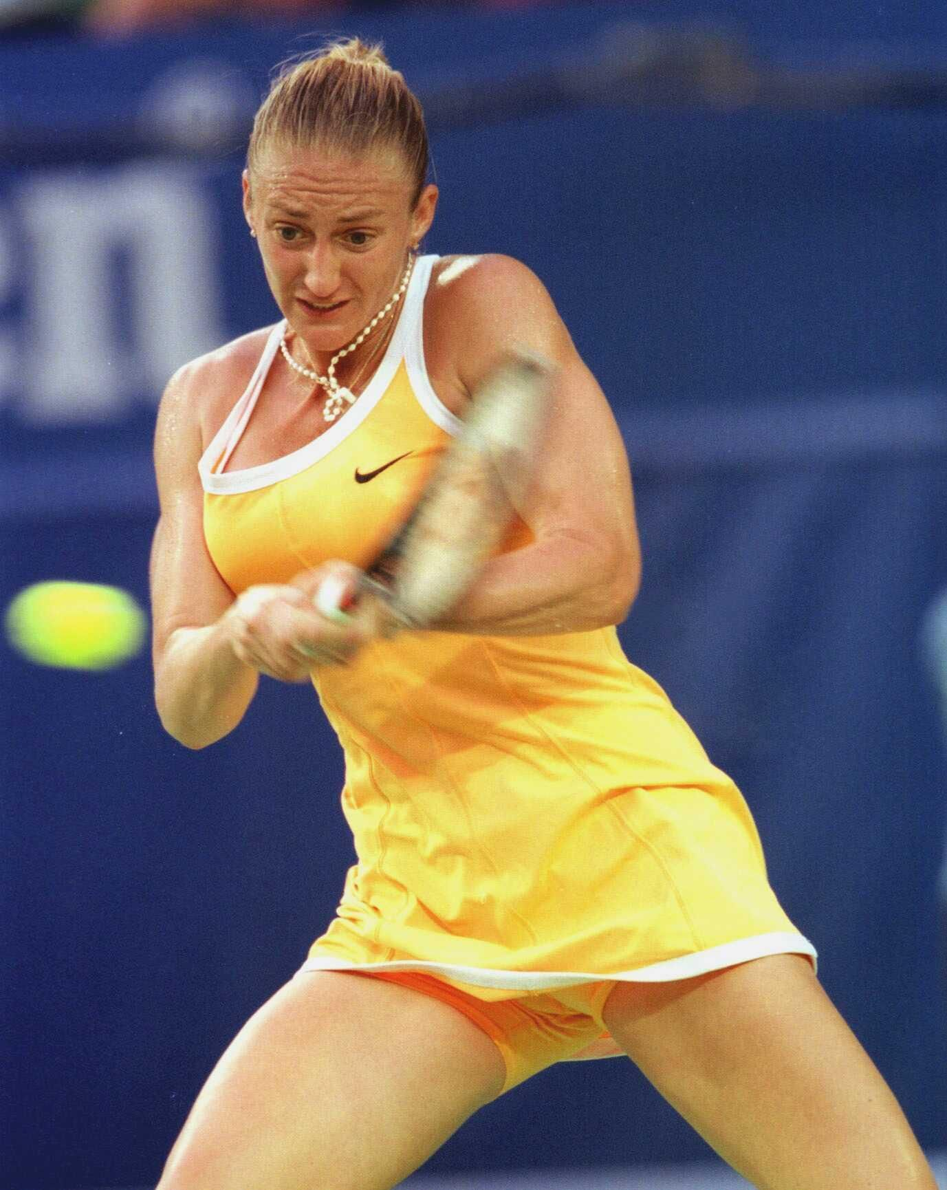 Real free gallery of Tennis upskirt
