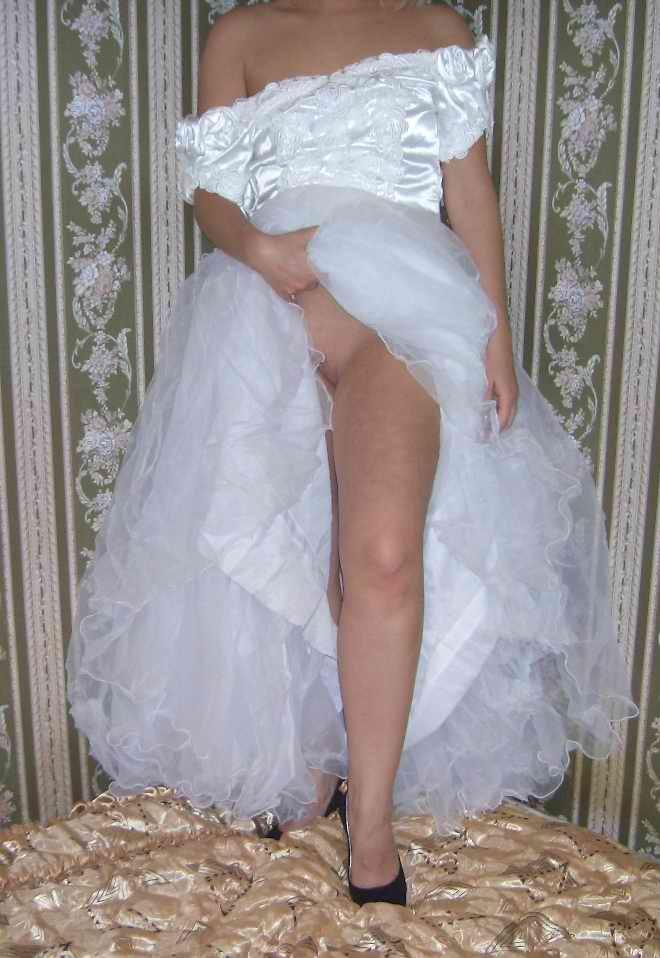 женщина, имеющая невеста задирает трусики фото что
