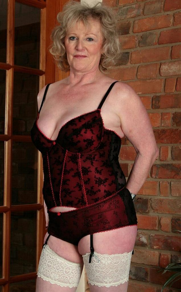 Granny corset